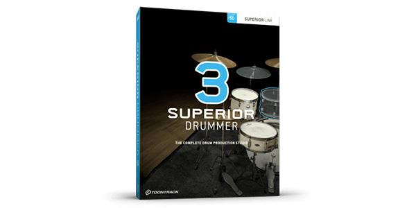 Superior Drummer 3 レビュー