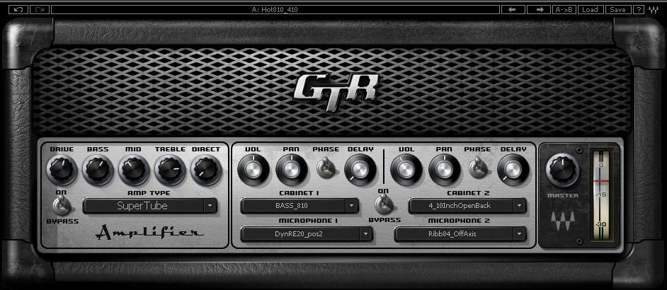 GTR3アンプ