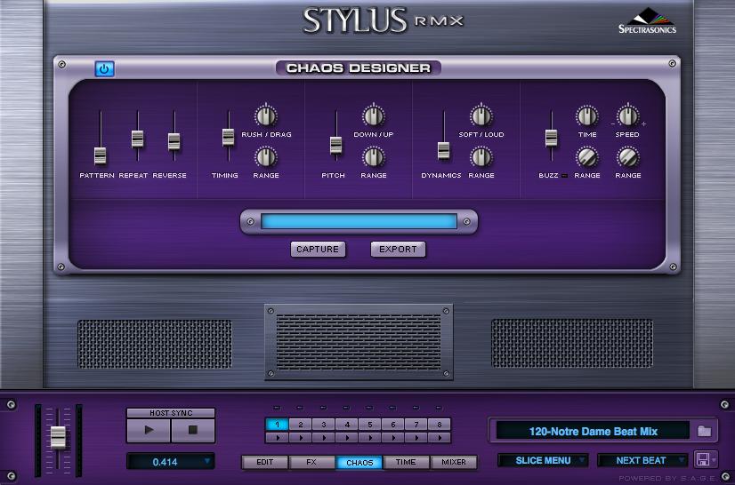 Stylus RMX使い方