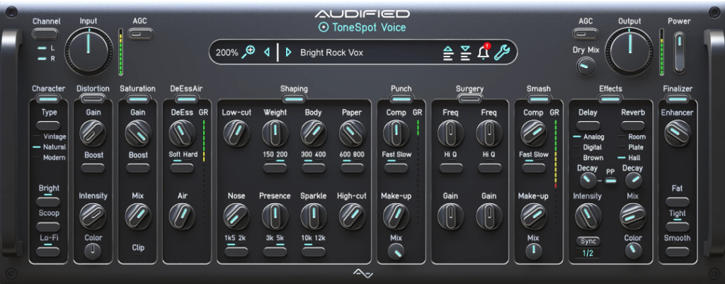 Audified ToneSpot Voice Proレビュー