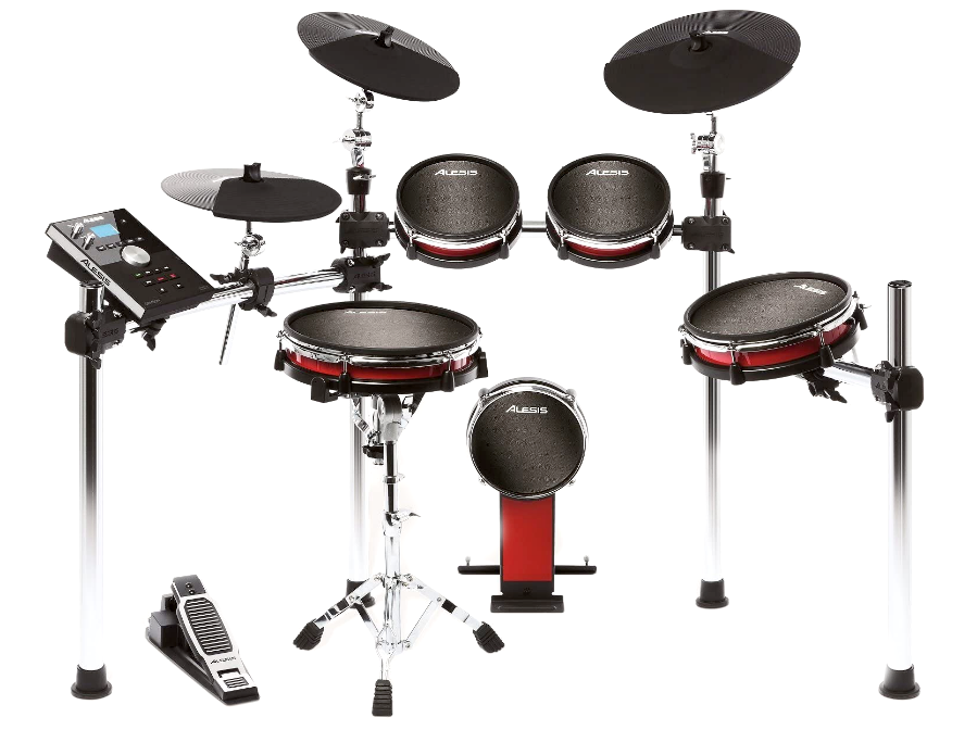 Alesis 電子ドラム Crimson Mesh Kit レビュー