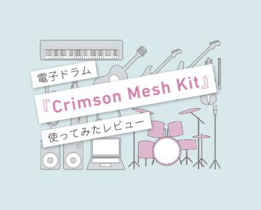 Crimson Mesh Kitレビュー