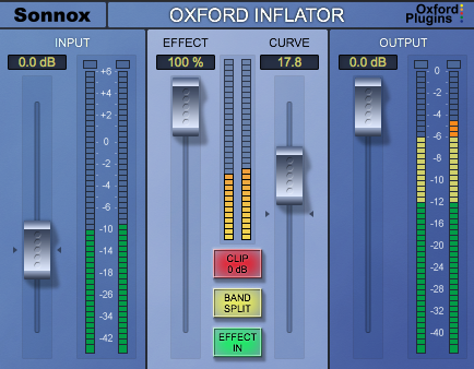Sonnox『Oxford Inflator』レビュー