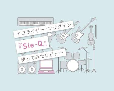 Sie-Q使い方レビュー