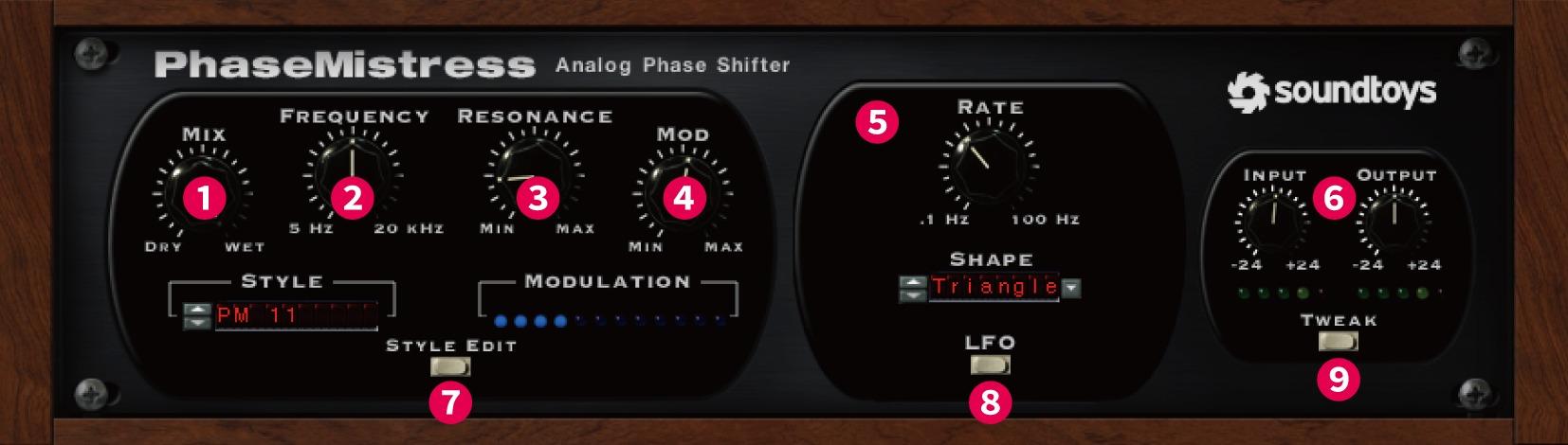PhaseMistress使い方レビュー