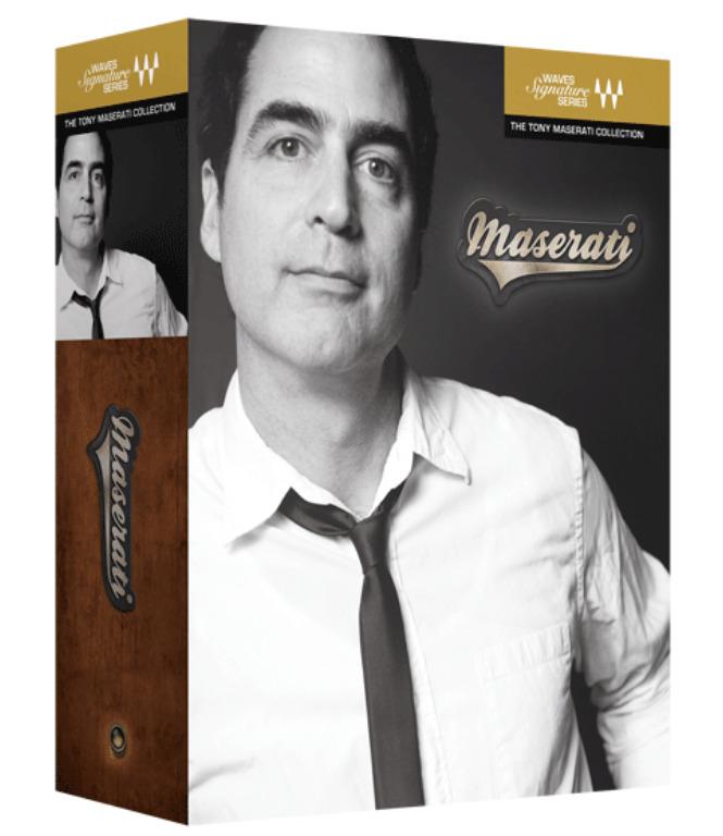 Tony Maserati Signature Series使い方レビュー