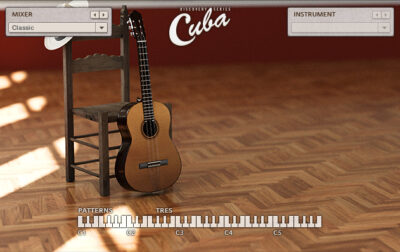 Native Instruments Cuba 使い方レビュー