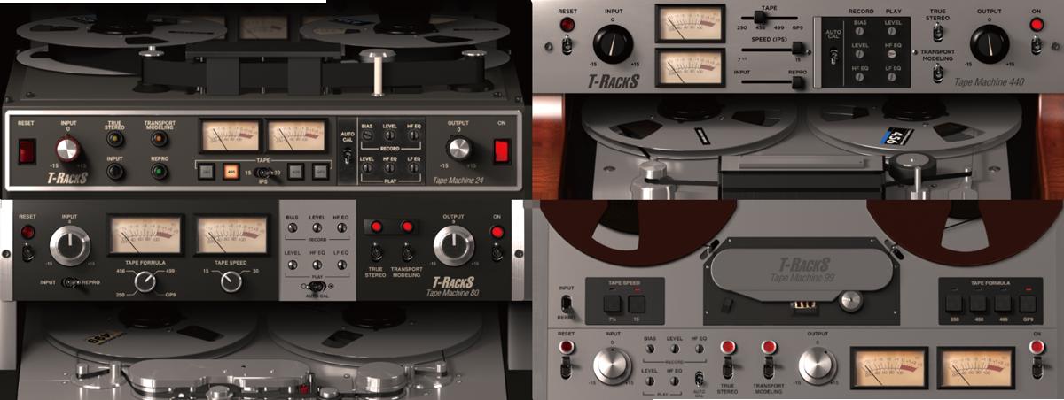 TR5 Tape Machine 使い方レビュー