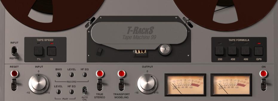 TR5 Tape Machine 24 使い方レビュー